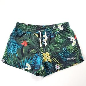 Other - Tropical Fast Dry Swim Shorts - Size L NWT